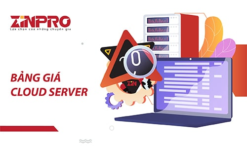 Bảng giá Cloud Server