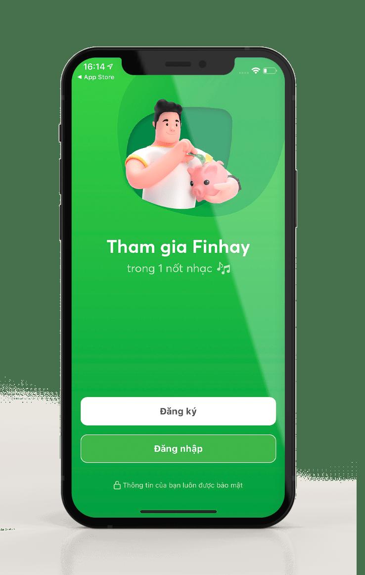 Finhay: Ứng Dụng Đầu Tư Tích Lũy Tài Chính