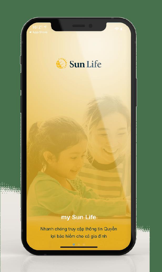 Sunlife - Ứng Dụng Quản Lý Hợp Đồng Bảo Hiểm Nhân Thọ