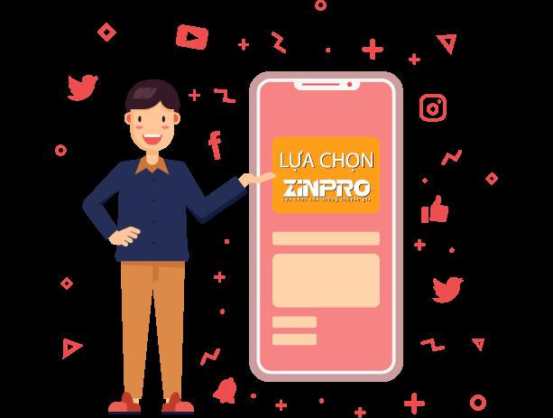Tại sao khách hàng lựa chọn Thiết kế App của ZinPro?