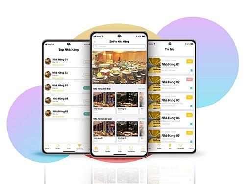 App Bán Hàng Điện Máy
