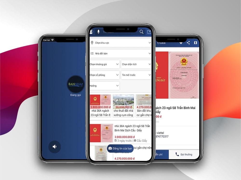 App Doanh Nghiệp Bất Động Sản